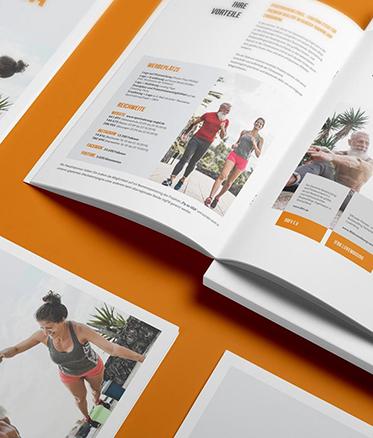 Fitness Challenge Design